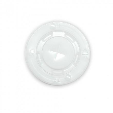 Tapa Vaso Foam 8 oz 240 cc (100 Uds)