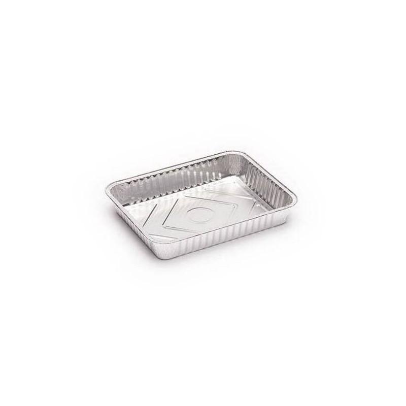 Envase Aluminio Rectangular