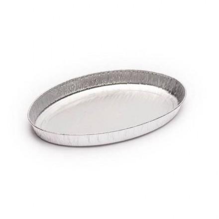 Bandea de Aluminio Ovalada V