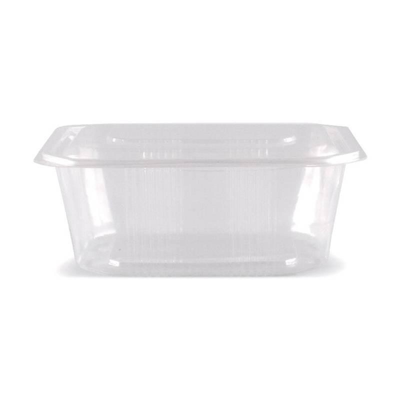 Envase microondas con tapa 2000 cc.