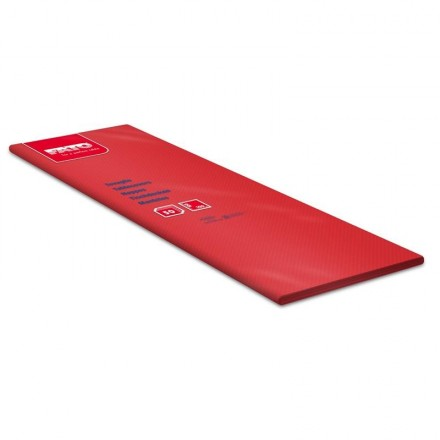 Mantel 100x100 Standard Rojo