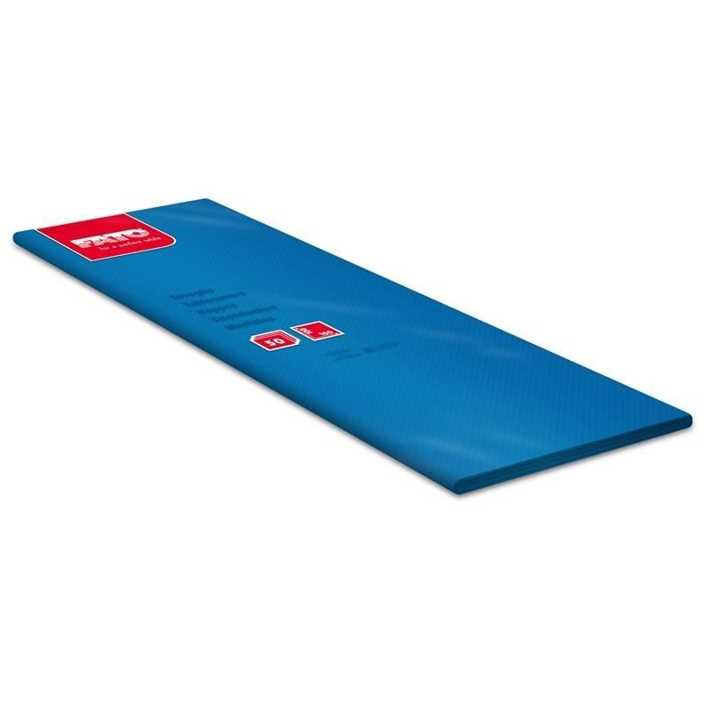 Mantel 100x100 Standard azul genziana