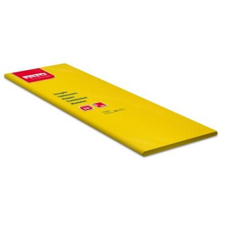 Mantel 100x100 cm Amarillo (50 Uds)