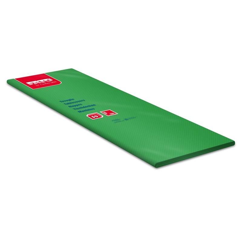Mantel 100x100 Standard verde esmeralda