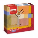 Servilletas de Papel 25x25 Martini