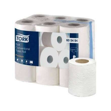 Higiénico Convencional Tork (108 uds.)
