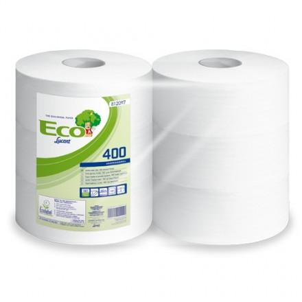 Higiénico Industrial Eco Lucart 400 (6 uds.)