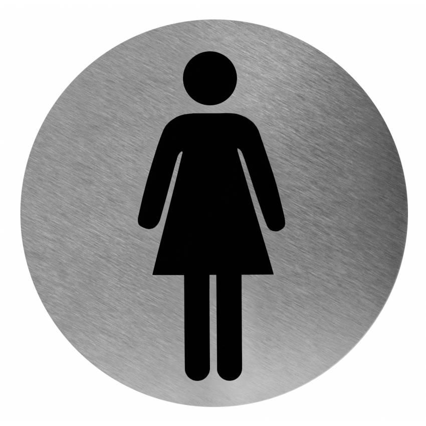 Señal Baño Mujer - Fumisan