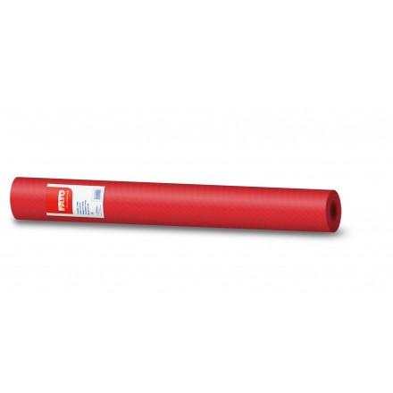 Mantel en Rollo Gofrado 1x50 m. rojo
