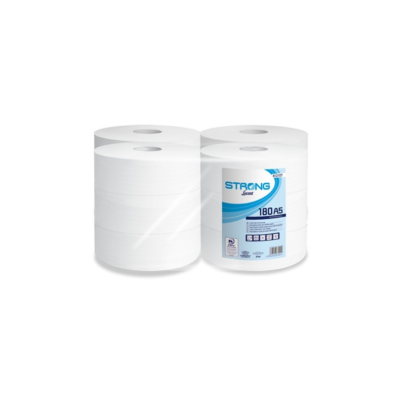 Higiénico Industrial Strong Lucart 180 A5