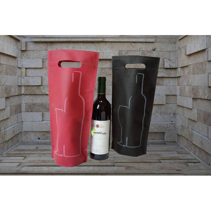 Bolsa Polipropileno para Botellas de Vino