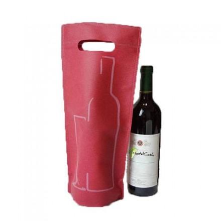 Bolsa Polipropileno para Botella de Vino (50 uds)