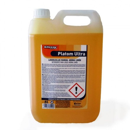 Lavavajillas Manual Glossy Platom Ultra 5 L