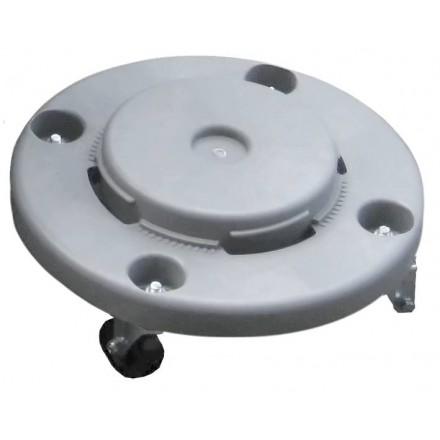 Base con ruedas para contenedor Tauro