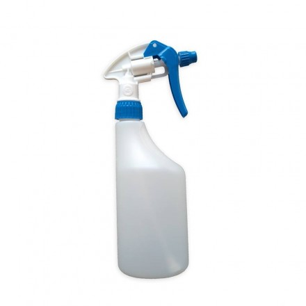 Botella con spray 500 ml