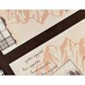 Mantel individual 30x40 cm Rústico (250 Uds)