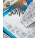 Sobre para cubiertos Mar Azul (1.000 Uds)