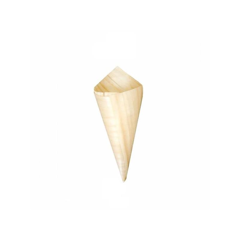 Cono de madera de pino (50 Uds)