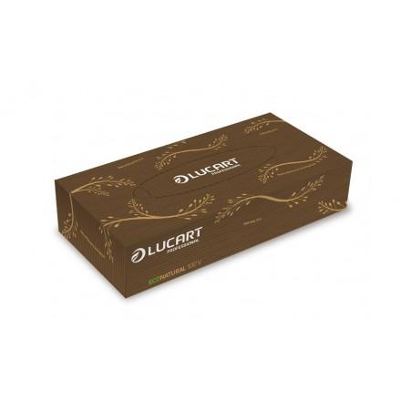 Pañuelos EcoNatural Lucart 100V (100 Uds.)