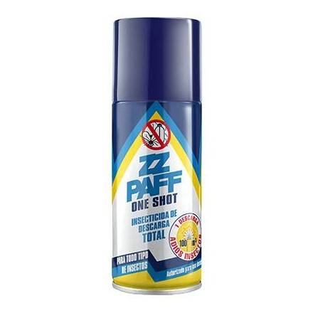 Aerosol ZZ Paff One Shot 150 ml