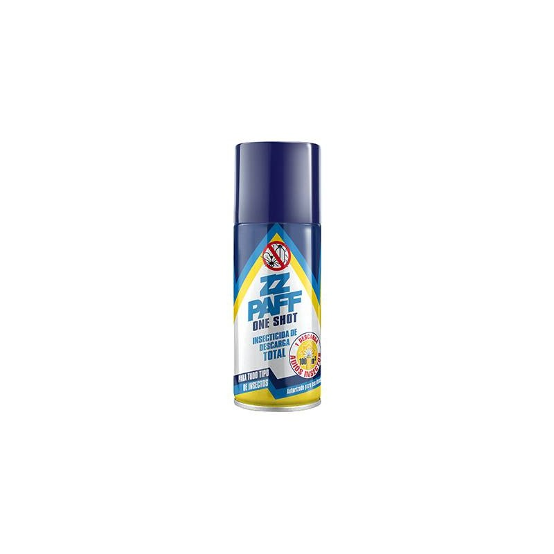 Aerosol ZZ Paff ONe Shot (150 ml.)