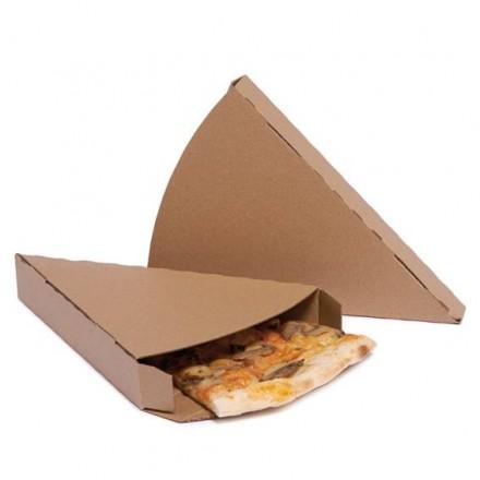Cuña Porción Pizza para Llevar
