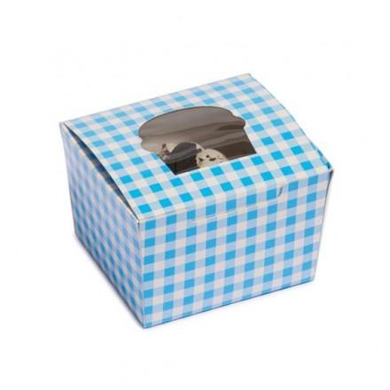 Cajas para Cupcakes de 1 unidad