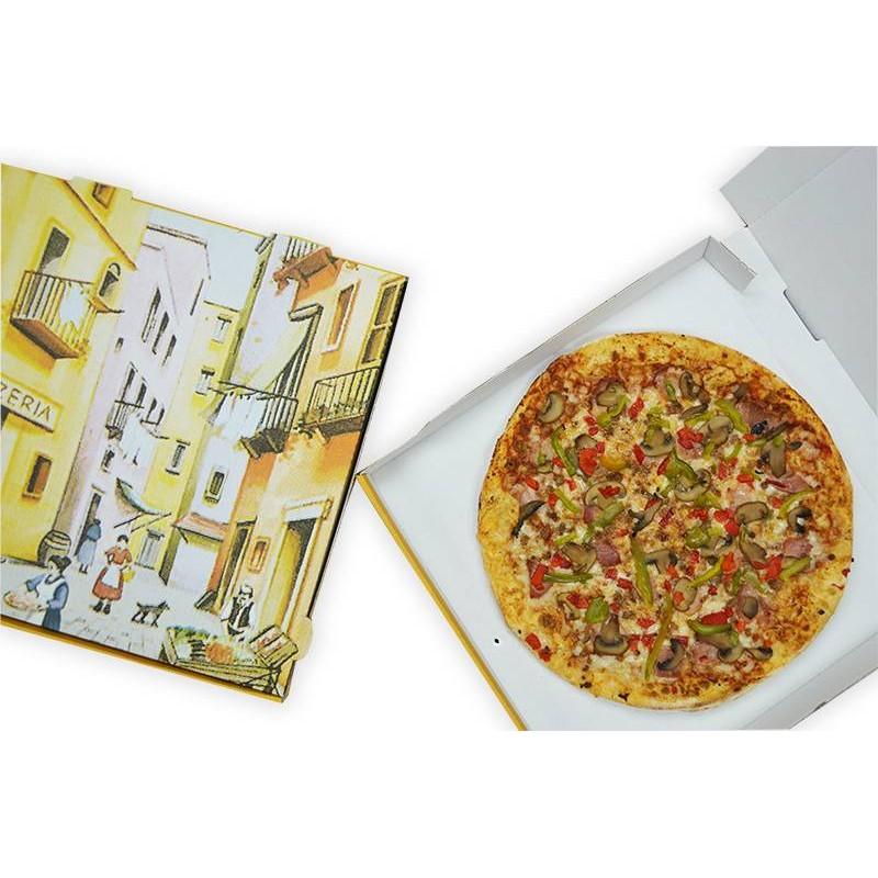 Caja Pizza Nápoles (100 uds.)