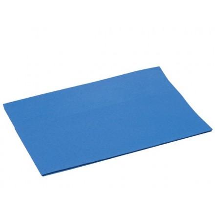 Bayeta Vajilla Rollo Azul