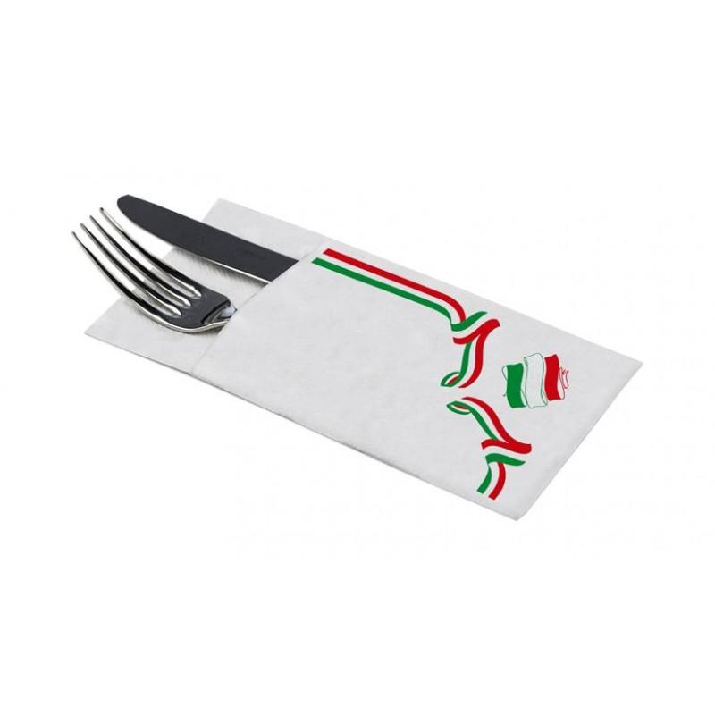 Servilleta Kanguro Italia 40x40 cm