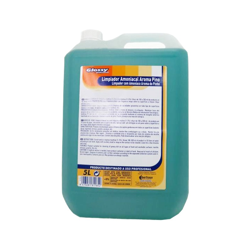 Limpiador Amoniacal (5 L.)