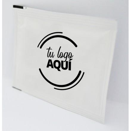Toallita personalizada 1 tinta (1.000 Ud.)