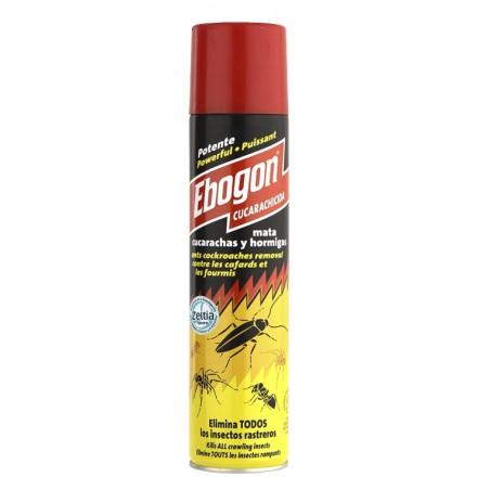 Insecticida cucarachas Ebogón