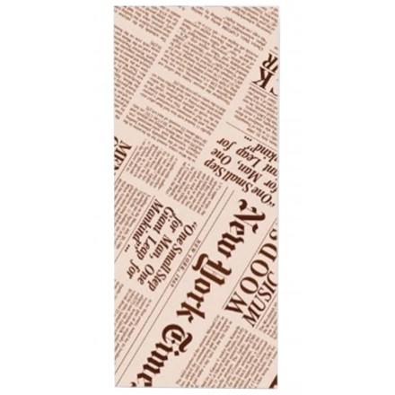 Sobre para cubiertos Periódico (1.000 Uds)