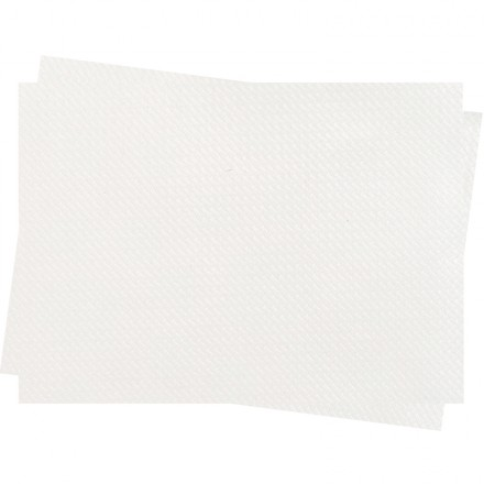 Mantel Individual 30x40 Blanco