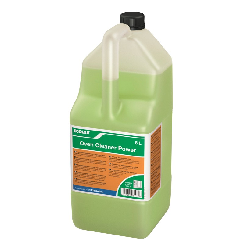 Oven Cleaner Power (5 L.)