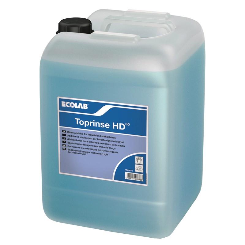 Abrillantador Top Rinse HD SO (10 L)