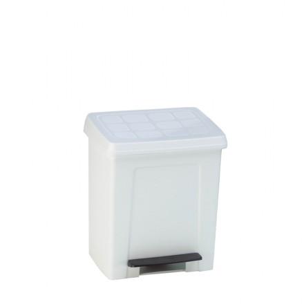 Cubo sanitario con pedal 8L