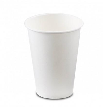 Vaso de Carton Blanco 200 cc