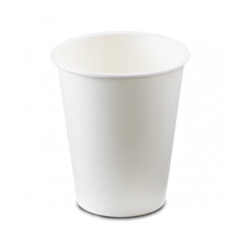 Vaso de Carton Blanco 240 cc