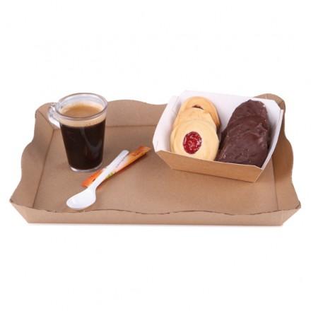 Bandeja Catering Kraft (200...