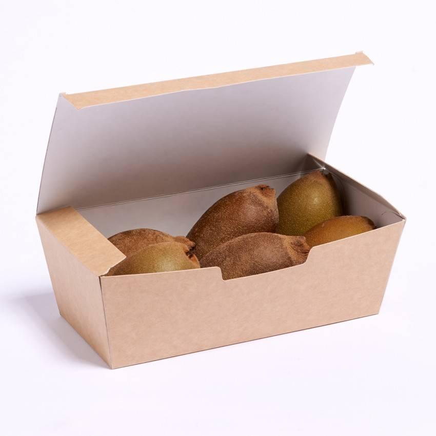 Barqueta take away 525 cc 600u comida para llevar fumisan - Envases take away ...