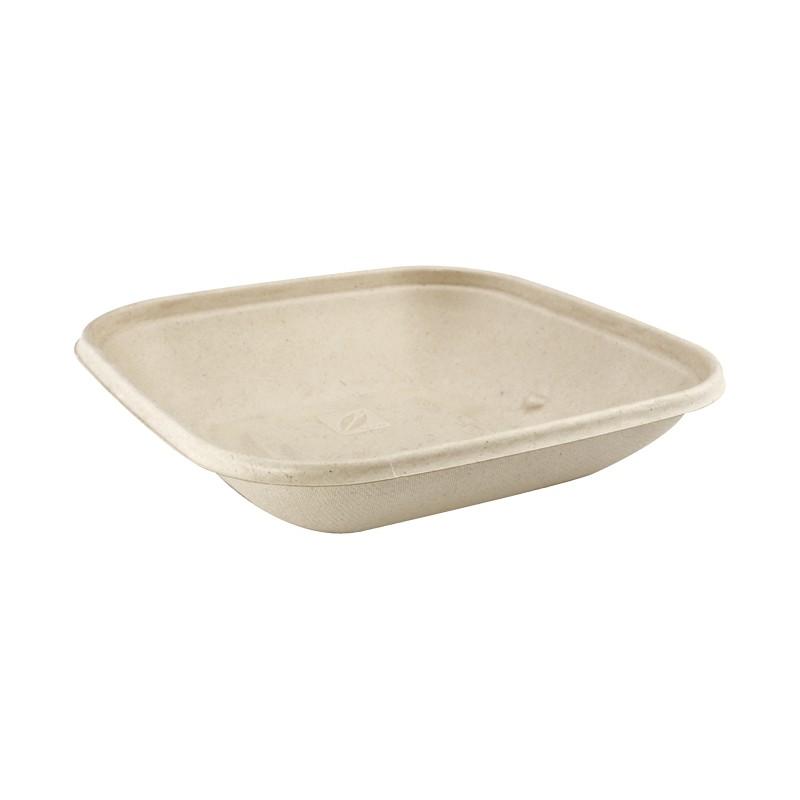 Envase Cuadrado Bol de pulpa (50 Uds) 14116