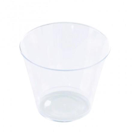 Vaso transparente 230 cc