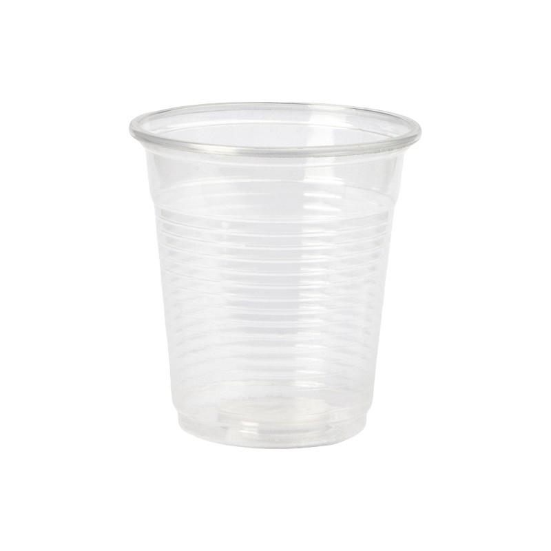 Vaso Transparente 100 cc.