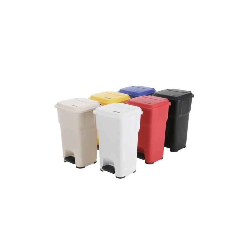 Cubos de basura hera con pedal de vileda profesional fumisan - Cubos de basura ...