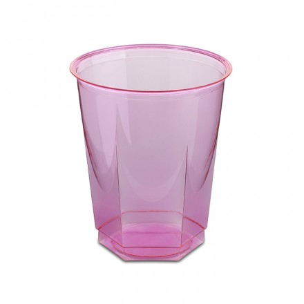 Vaso Glass PS 250cc Colores...
