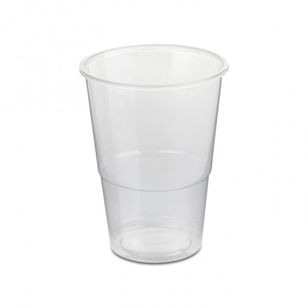 Vaso de plástico NPK 300 cc.