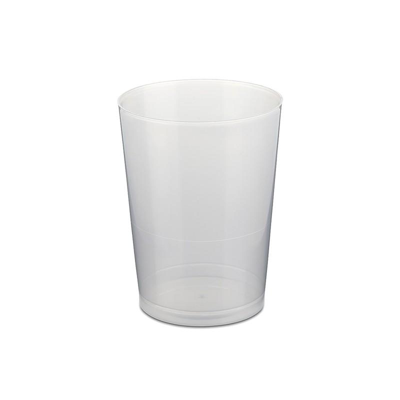 Vaso de Plástico Sidra 500 cc. (20 Ud.)