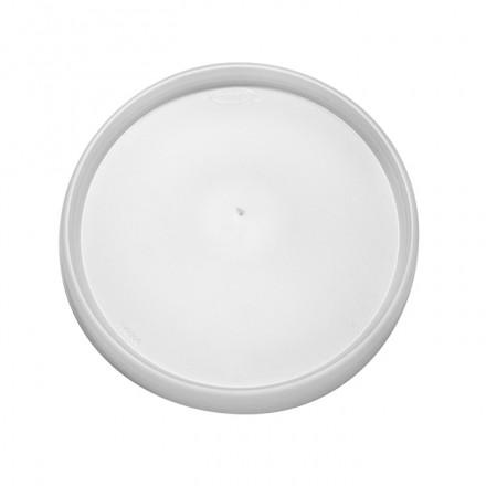 Tapa plana para vaso foam 4 oz. (100 uds.)